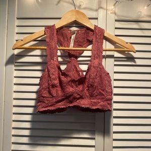 Free people lace bralette ✨